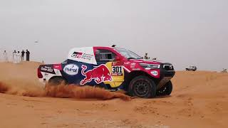 2021 Dakar Rally Stage 5