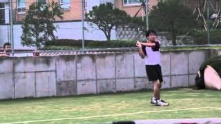 yiss boys tennis 2012 2013 peprally