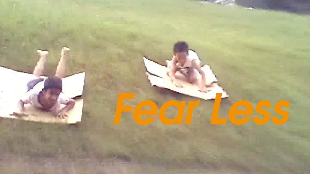 Fear Less: Daring