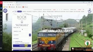 buy now pay later irctc ticket भारतीय  रेलवे से कैसे  उधार टिकेट ख़रीदे 14 दिनों के लिए