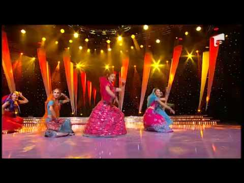 Shakti Indian dance - Romania danseaza 2014