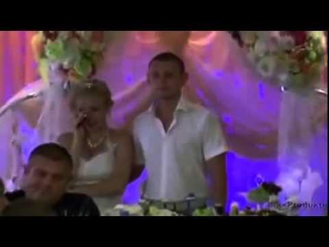 чем смотреть поздравления от папы на свадьбе была