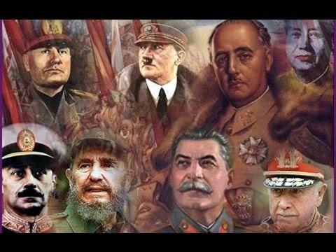 Gobiernos totalitarios del fascismo