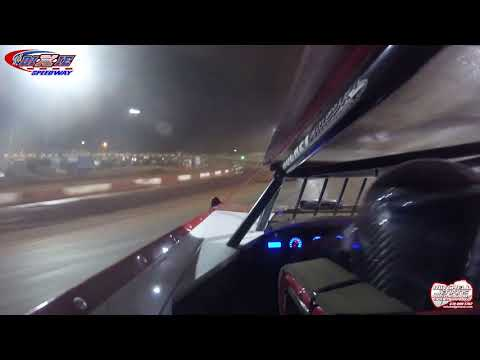 Josh Martin In Car 602 Sportsman Dixie Speedway 5/25/19!