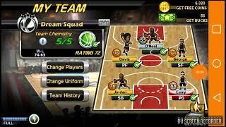 "Big Win Basketball-Full Game Highlights- Dream Squad Vs ""Warriors"""
