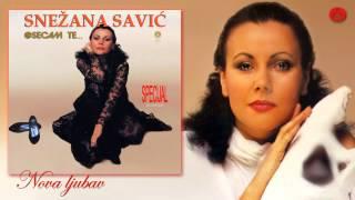 Snezana Savic - Nova ljubav - (Audio 1988)