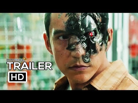 Play TERMINATOR 6: DARK FATE Official Trailer (2019) Arnold Schwarzenegger, Linda Hamilton Movie HD