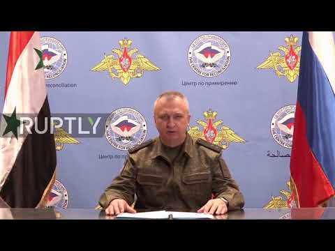 Russia: Moscow offers US join humanitarian aid delivery in Syria