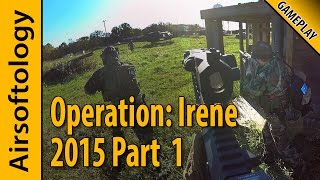 OPERATION: IRENE 2015 Part 1 - The Great Flank
