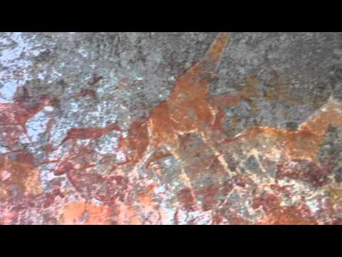 Cave Paintings in the Matopo Hills