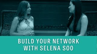 Build Your Network with Selena Soo: Networking Tips for People Who Don't Like Networking