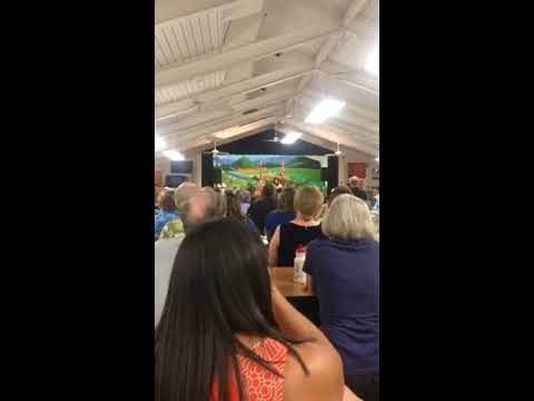 Congresswoman Tulsi Gabbard getting asked about Universal Basic Income