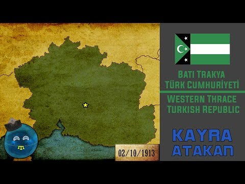 Batı Trakya Türk Cumhuriyeti-Western Thrace Turkish Republic