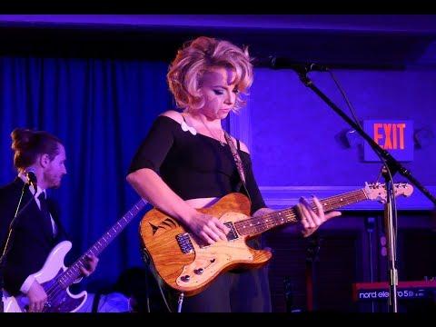Samantha Fish 2017 10 19 Daytona Beach, Florida - The Chateau at Indigo - Full Show - 2 Cam Mix