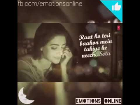New WhatsApp Status From Old Song