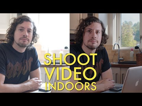 How To Shoot Video In Front Of A Bright Window
