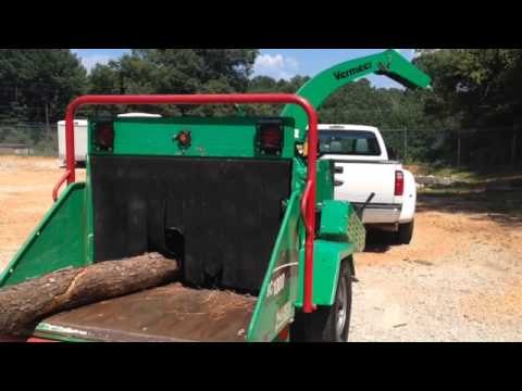2012 Vermeer BC1000XL BC1000 XL Chipper For Sale Chipping at Waters  Equipment