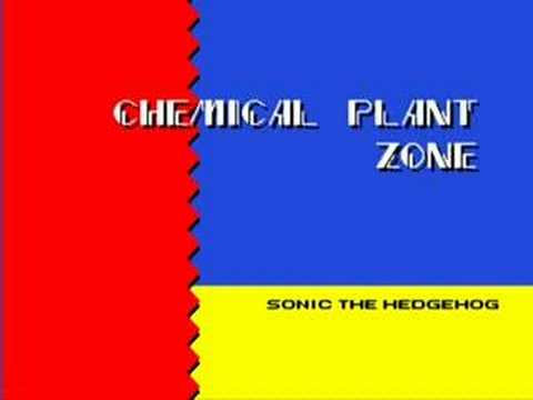 Sonic 2 Music: Chemical Plant Zone