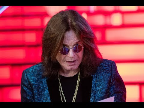Crystal - VIDEO: Ozzy Osbourne Remains Hospitalized - Complications From Flu