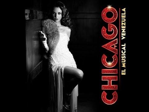 CHICAGO El Musical Venezuela (making of)