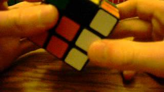 how to solve a 3x3x3 rubiks cube advanced method f2l   tutorial