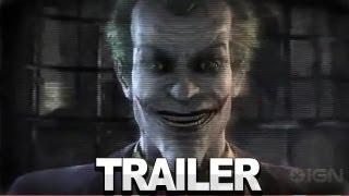 Batman: Arkham City - Harley Quinn's Revenge Payback Trailer