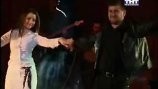 Ramzan Kadyrov is Dancing