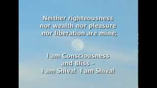"Nirvana Shatkam ""I am Shiva! I am Shiva!"" with English Translation"