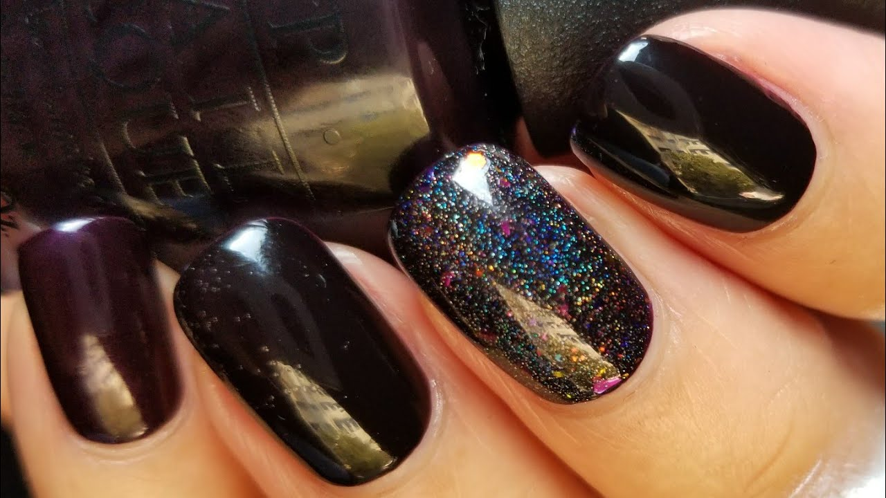 Regular Talk and Polish With Me - OPI Lincoln Park After Dark AND At ...