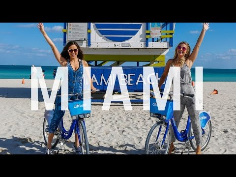 Girls Guide to South Beach by Bike