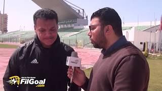 إيهاب جلال يكشف كيف أعد المصري لمواجهة الأهلي..وهل سيؤثر نقل ملعب المباراة على أداء الفريق؟