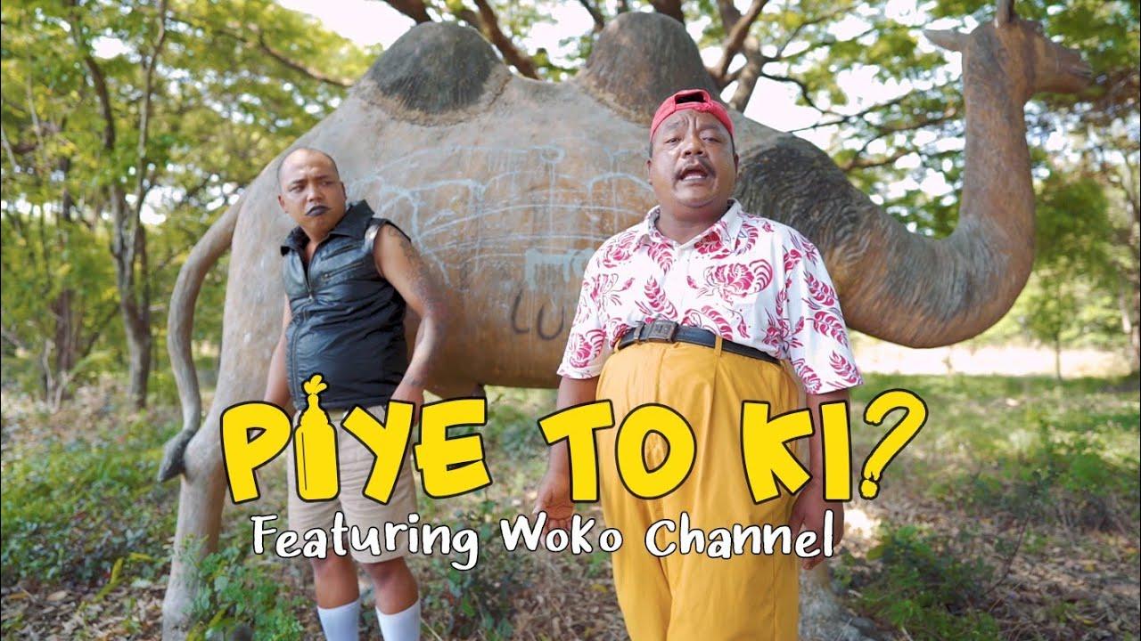 WOKO CHANNEL | PAK NDUT Ft. MUKIDI - PIYE TO KI? (Official Music Video) Kowe Nyusu Nyusu