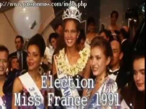 Miss France 1991   1ere partie avec mes robes  18 36