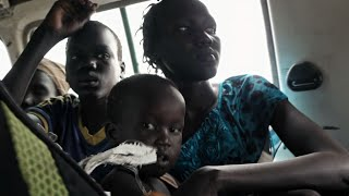 Exclusive video: South Sudan, a cursed land