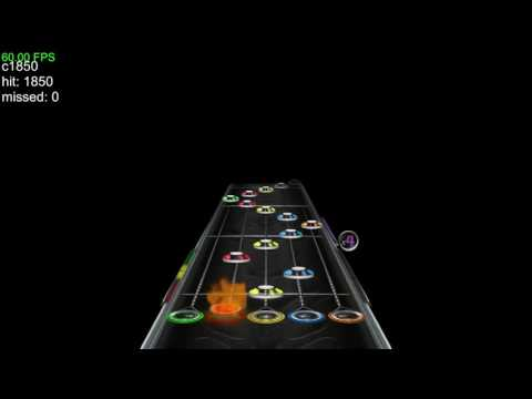 Baixar through the fire and flames clone hero - Download