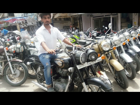 Royal Enfield Bullet Bikes In Cheap Price Second Hand