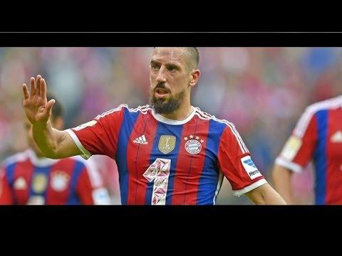 FC Bayern • Franck Ribery • The Magician