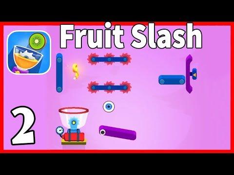 Fruit Slash - Android/ ios Gameplay Part 2 Level 31-60