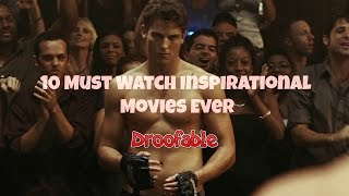 These movies will change your life - Must watch inspirational movies ever
