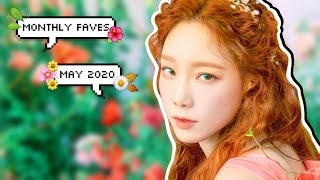 monthly faves | kpop songs of may 2020