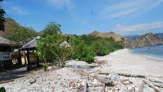 Pantai Pulau dua Balantak Utara
