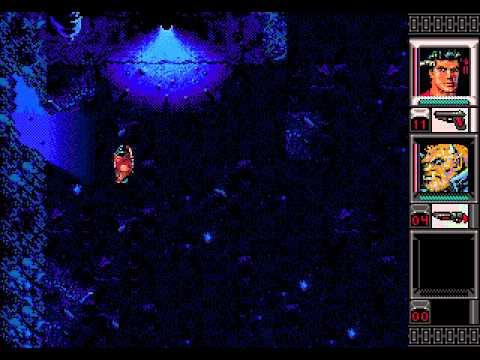 Shadowrun Sega Genesis - Stark - Shadowrunner  How to get Stark to join  your team  Mega Drive