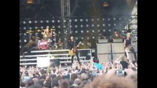 Green Day - 99 Revolutions 29.5.2013 @ Krieau Vienna