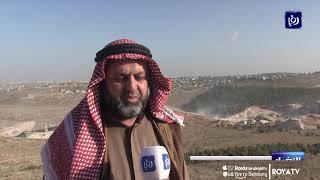 الكسارات .. خطر بيئي يهدد أهالي بلدة صمد في إربد - (5/2/2020)