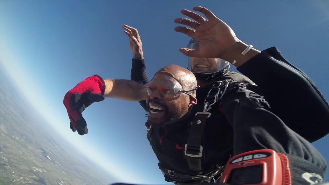Tandem Skydive Derrick From Marianna Ar