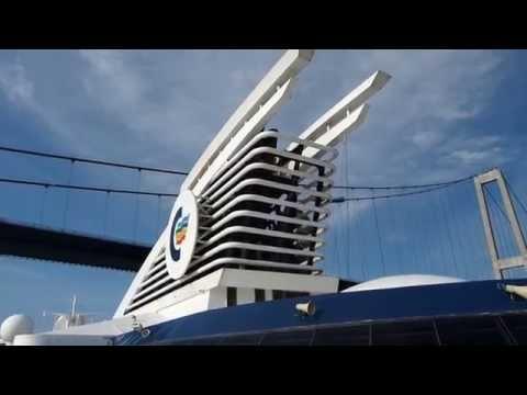Kiel - Oslo Cruise mit COLOR FANTASY