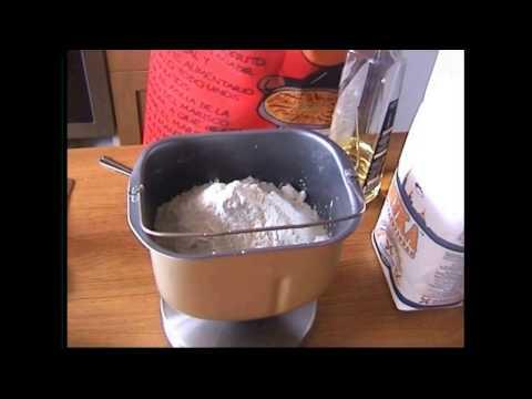 Тесто для пирожков в хлебопечке - пошаговый рецепт с фото
