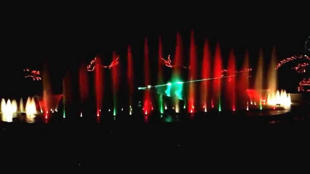 Sân Khấu nhạc nước đảo Tuần Châu