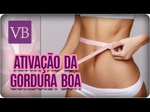 Como Ativar a Gordura Boa do Corpo - Você Bonita (18/10/17)