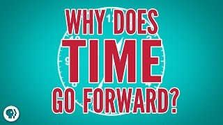 Why Does Time Go Forward?